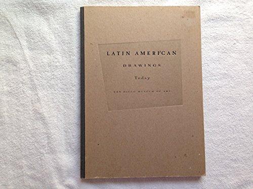 LATIN AMERICAN DRAWINGS TODAY.: Stofflet, Mary.