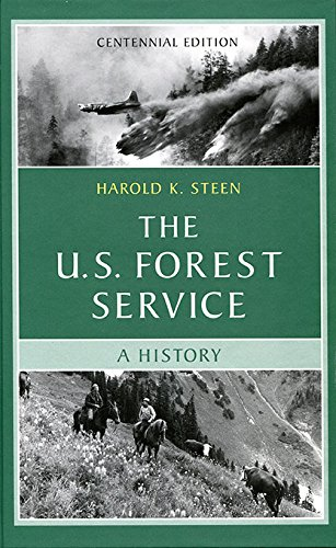 9780295971353: The U.S. Forest Service: A History