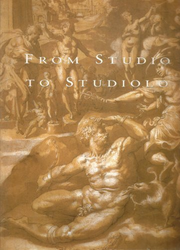 9780295971452: From Studio to Studiolo: Florentine Draftsmanship Under the First Medici Grand Dukes