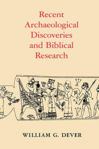 9780295972619: Recent Archaeological Discoveries and Biblical Research
