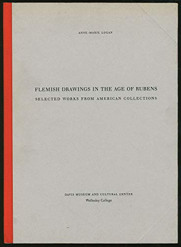 9780295973166: Flemish Drawings in the Age of Rubens: Selected Works from American Collections