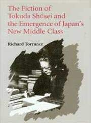 9780295973210: The Fiction of Tokuda Shusei, and the Emergence of Japan's New Middle Class