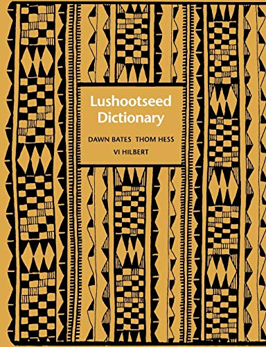 9780295973234: Lushootseed Dictionary