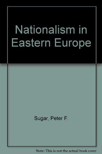 9780295973425: Nationalism in Eastern Europe