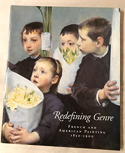 9780295974620: Redefining Genre: French and American Painting 1850-1900