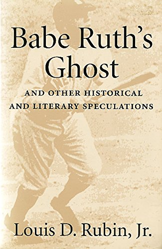 9780295975306: Babe Ruth's Ghost and Other Historical and Literary Speculations