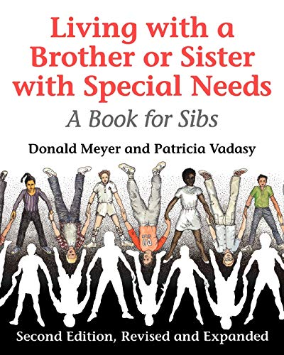 9780295975474: Living with a Brother or Sister with Special Needs: A Book for Sibs