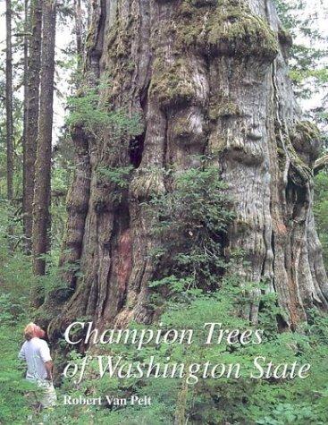 9780295975634: Champion Trees of Washington State