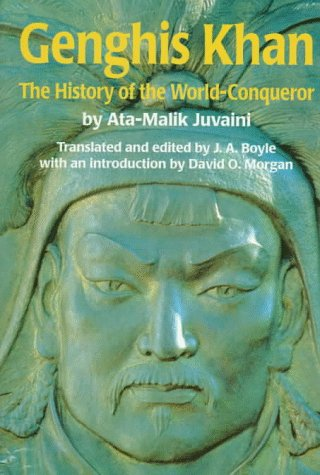9780295976549: Genghis Khan: The History of the World-Conqueror