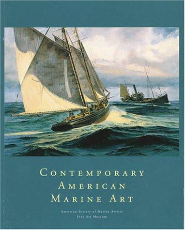9780295976563: Contemporary American Marine Art: An Exhibition