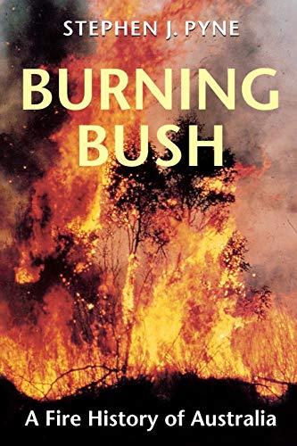 9780295976778: Burning Bush: A Fire History of Australia