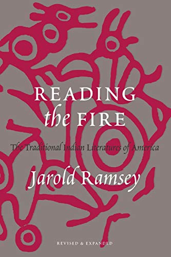 9780295977874: Reading the Fire: The Traditional Indian Literatures of America