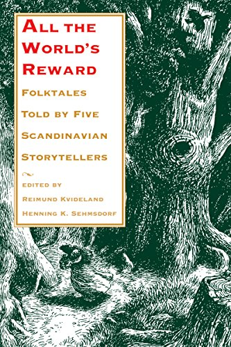 9780295978109: All the World's Reward: Folktales Told by Five Scandinavian Storytellers (Nif Publications, No. 33.)