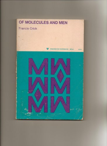9780295978697: Of Molecules and Men