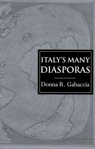 9780295979182: Italy's Many Diasporas (Global Diasporas)