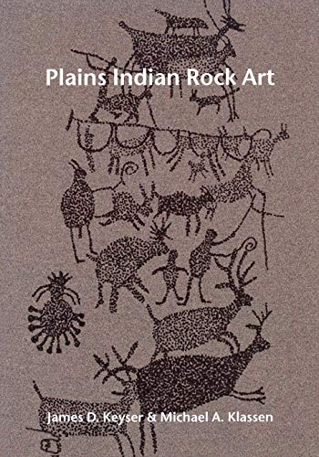 9780295980942: Plains Indian Rock Art (Samuel and Althea Stroum Books)