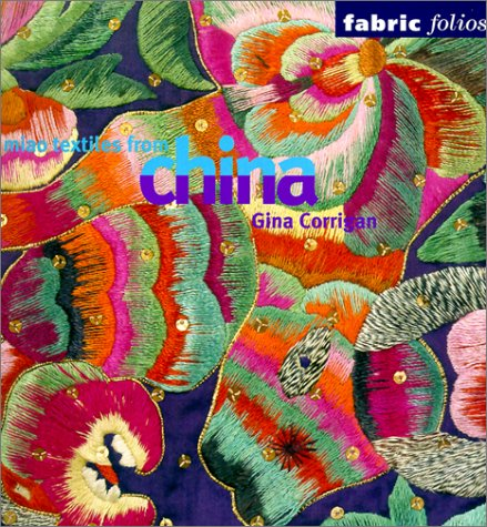9780295981376: Miao Textiles from China (Fabric Folios)