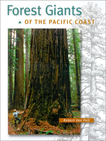 9780295981406: Forest Giants of the Pacific Coast