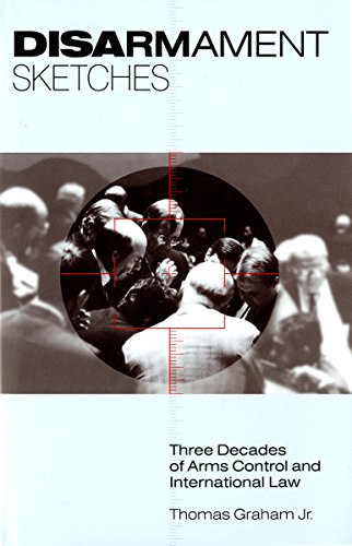9780295982120: Disarmament Sketches: Three Decades of Arms Control and International Law (First Edition)