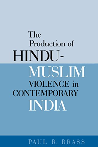 9780295982588: The Production of Hindu-Muslim Violence in Contemporary India (Jackson School Publications in International Studies)