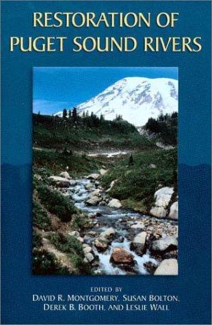 9780295982953: Restoration of Puget Sound Rivers