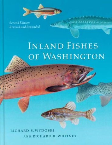 9780295983387: Inland Fishes of Washington: Second Edition, Revised and Expanded