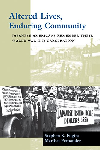 9780295983806: Altered Lives, Enduring Community: Japanese Americans Remember Their World War II Incarceration (Scott and Laurie Oki Series in Asian American Studies)