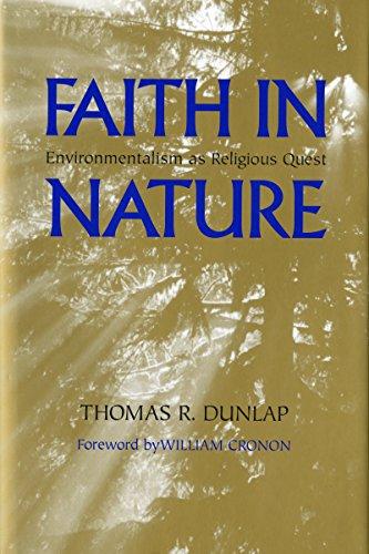 9780295983974: Faith in Nature: Environmentalism As Religious Quest (Weyerhaeuser Environmental Books)