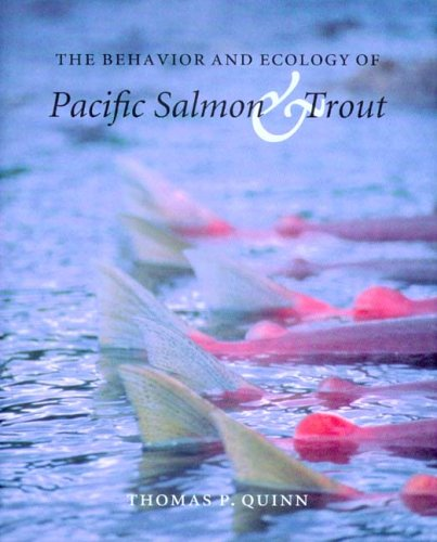 9780295984377: The Behavior and Ecology of Pacific Salmon and Trout