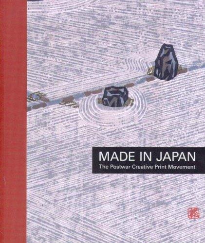 9780295985022: Made in Japan: The Postwar Creative Print Movement