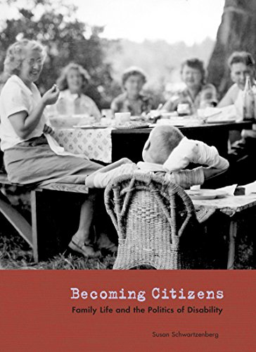 9780295985190: Becoming Citizens: Family Life And The Politics Of Disability