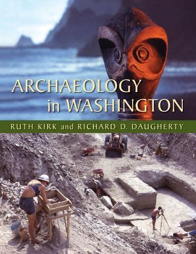 9780295986975: Archaeology in Washington
