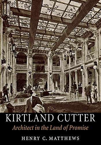 9780295987668: Kirtland Cutter: Architect in the Land of Promise (McLellan Books)