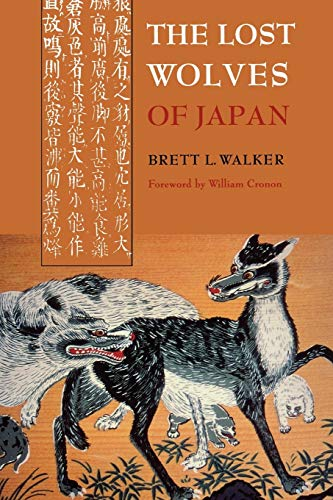 9780295988146: The Lost Wolves of Japan (Weyerhaeuser Environmental Books)