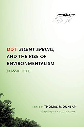 9780295988344: DDT, Silent Spring, and the Rise of Environmentalism: Classic Texts
