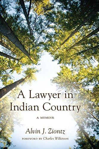 9780295989358: A Lawyer in Indian Country
