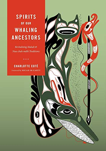 Spirits of our Whaling Ancestors (A Capell: Charlotte Cote