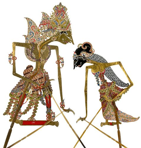 9780295990743: Inside the Puppet Box: A Performance Collection of Wayang Kulit at the Museum of International Folk Art