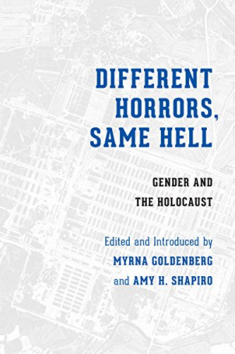 Different Horrors, Same Hell: Gender and the Holocaust (Hardback)