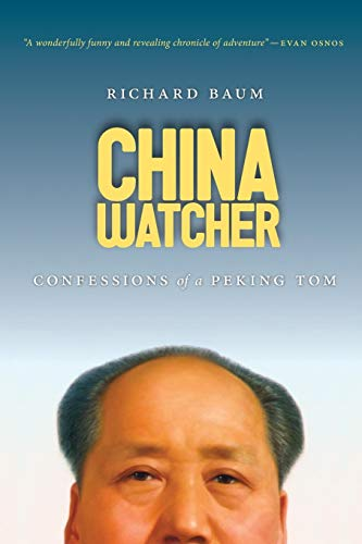 9780295992532: China Watcher: Confessions of a Peking Tom