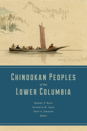 9780295992792: Chinookan Peoples of the Lower Columbia