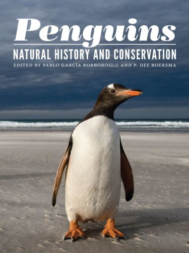9780295992846: Penguins: Natural History and Conservation (Samuel and Althea Stroum Books)