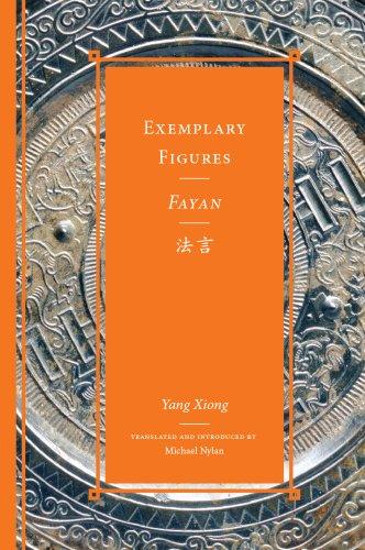 Exemplary Figures / Fayan (Hardback): Yang Xiong