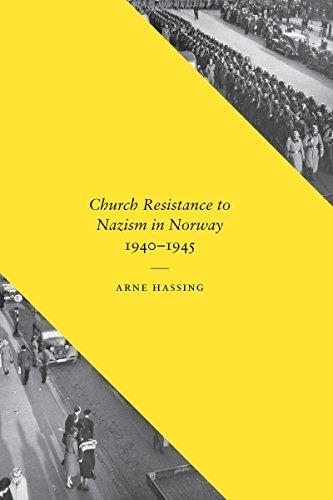 9780295993089: Church Resistance to Nazism in Norway, 1940-1945 (New Directions in Scandinavian Studies)