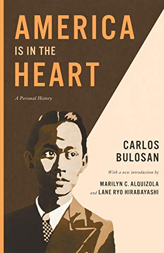 9780295993539: America Is in the Heart: A Personal History (Classics of Asian American Literature)