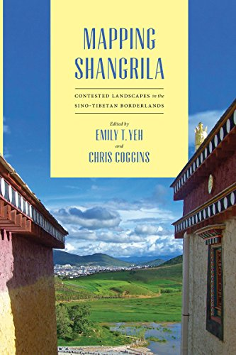 Mapping Shangrila: Contested Landscapes in the Sino-Tibetan Borderlands (Hardback)