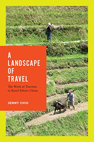 Landscape of Travel (Hardcover): Jenny Chio