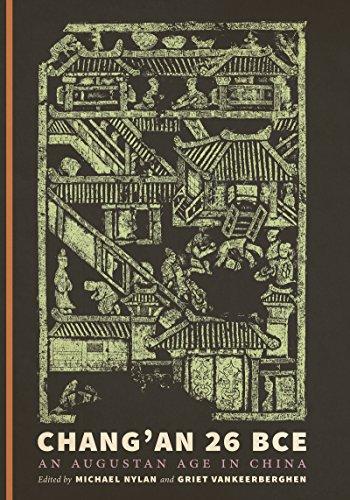 Chang'an 26 BCE (Hardcover): Michael Nylan