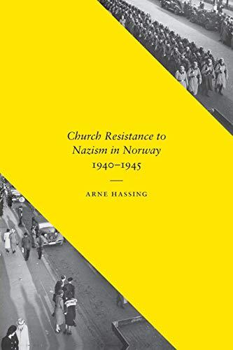 9780295994543: Church Resistance to Nazism in Norway, 1940-1945 (New Directions in Scandinavian Studies)