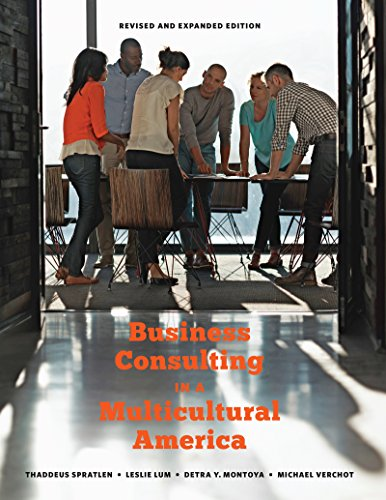 9780295994970: Business Consulting in a Multicultural America